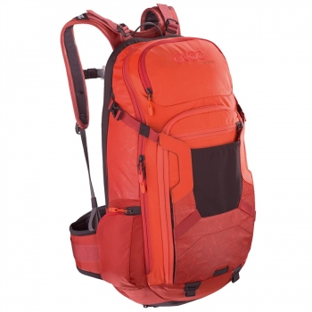 Evoc FR Trail 20L Backpack orange/chili red