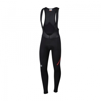 Sportful Fiandre NoRain Team BibTight Black