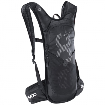 Evoc CC 3L Race Backpack + 2L Bladder black