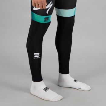 Sportful Bora Hansgrohe PRO TEAM LEG WARMERS Black
