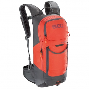 Evoc FR Lite Race 10L Backpack carbon grey/orange