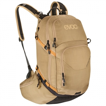 Evoc Explorer Pro 26L Backpack heather gold