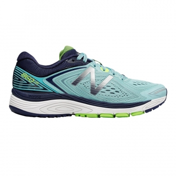 New Balance W860BN8 NBX 860 v8 bright blue