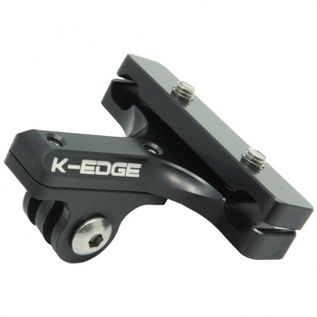 K-Edge K-EDGE GO BIG Pro Saddle Rail Mount black