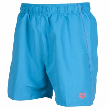 Arena M Fundamentals Boxer turquoise/fluo red