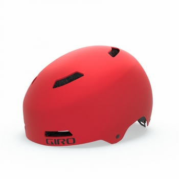 Giro Dime FS Helm matte bright red