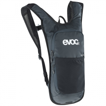 Evoc CC 2L Backpack + 2L Bladder black