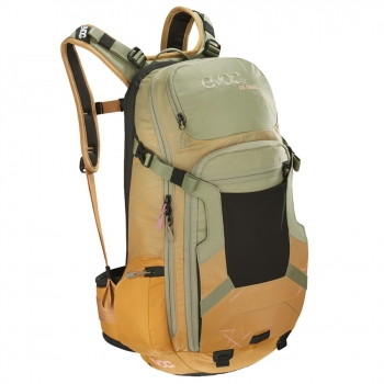 Evoc FR Trail Women 20L Backpack light olive/loam
