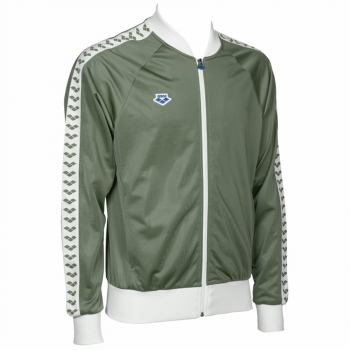 Arena M Relax Iv Team Jacket army/white/army