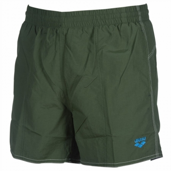 Arena M Bywayx Beach Short wood green/turquoise/white