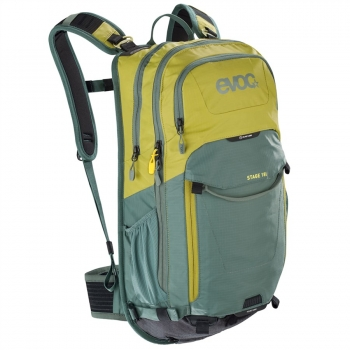 Evoc Stage 18L Backpack moss green/olive
