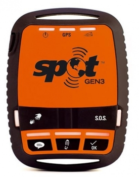 SPOT Gen3 Satellite GPS Messenger
