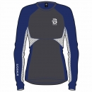 Daehlie Damen Training Tech LongSleeve Estate Blue