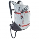 Evoc Line R.A.S. 30l System integrated silver/heather carbon grey
