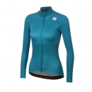 Sportful Bodyfit Pro W Thermal Jersey Blue Corsair/Bubble Gum