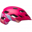 Bell Sidetrack Youth MIPS Helm matte berry