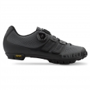 Giro Code TechLace  dark shadow/black