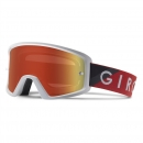 Giro Blok MTB Goggle red/grey