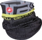Castelli Head Thingy Black/Yellow Fluo