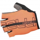 Castelli Tempo Glove Orange/Black