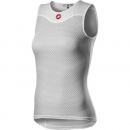 Castelli Pro Issue 2 W Sleeveless White