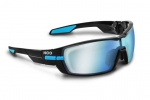 Kask KOO Open Sonnenbrille Black/Light Blue (Nero/Azzurro)