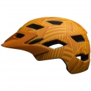 Bell Sidetrack Child Helm matte tang/orange seeker